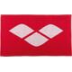 arena Hiccup handdoek rood